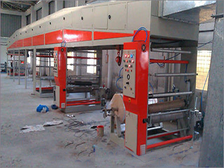 Single Coating Machine