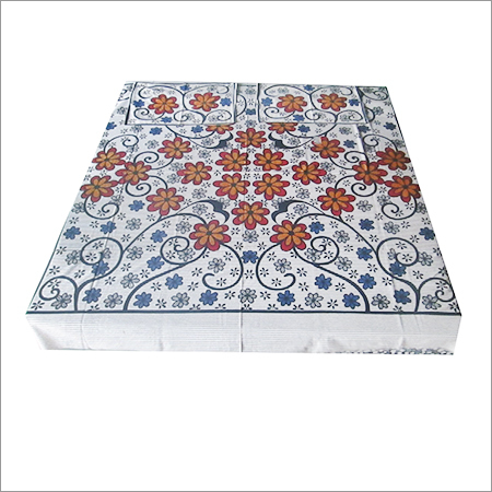 Floral Printed Bed Sheets