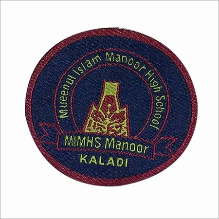 Cloth School Badges