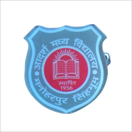 Custom School Badges