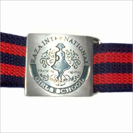 Cotton School Belts