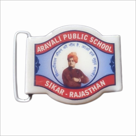 Primary School Belt Buckles