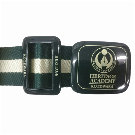 Custom School Belts