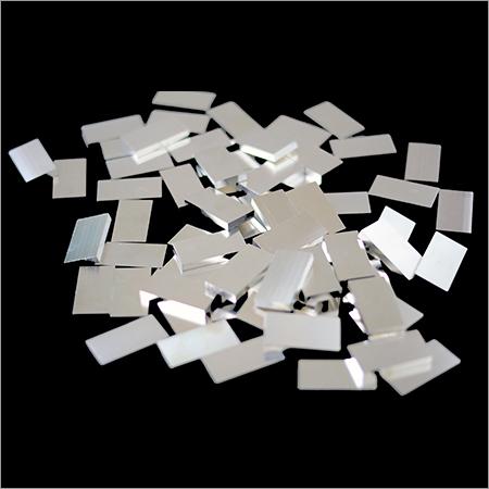 Silver Tungsten Block