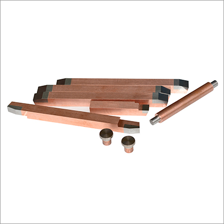 Tungsten Faced Copper Wire Welding Electrode