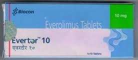 Everolimus Tablets 10 mg