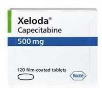 Xeloda Capecitabine Tablets