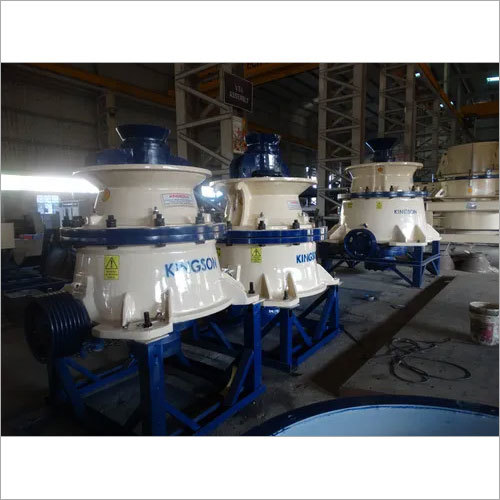 Cone Crusher 70-500 Tph Ranging