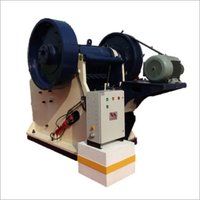 Secondary Grease Lubricated Jaw Crusher