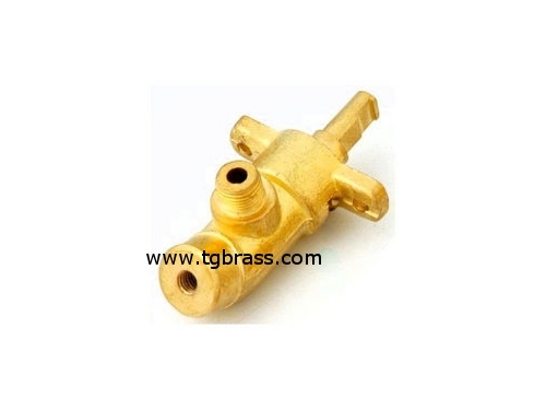Brass LPG Gas Cock
