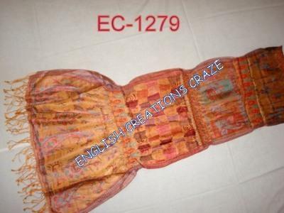 Wool Lycra Scarves