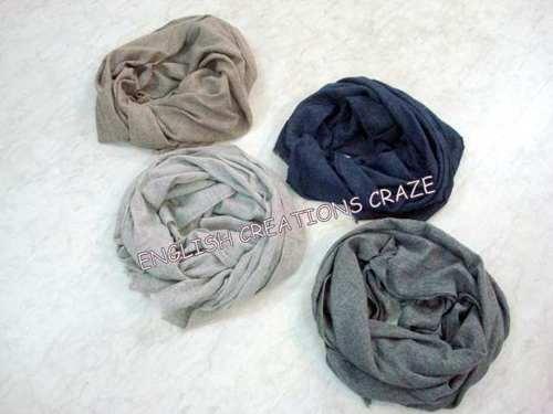 Yak Wool Melange Multi Color Scarves