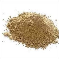 Piling grade bentonite powder