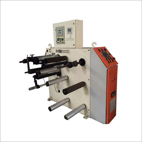 Automatic Paper Roll Winding Machine