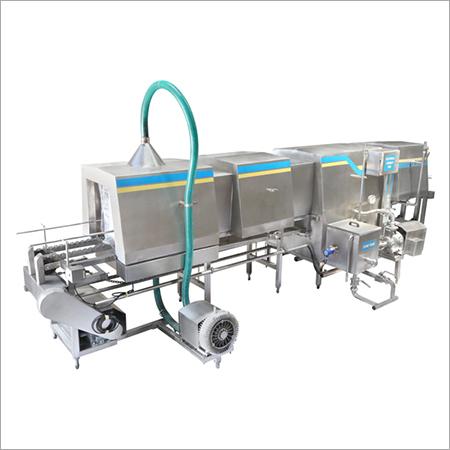 Automobile Bins Air Washing Machine