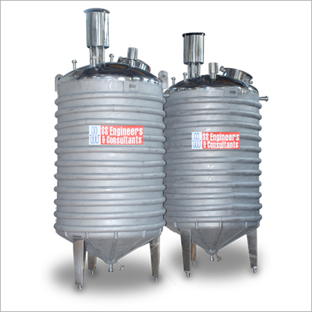 Coil Jacket Tanks