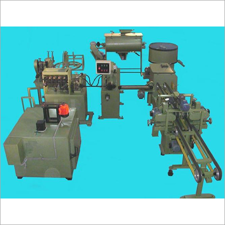 Welding Electrode Manufacturing Machinery