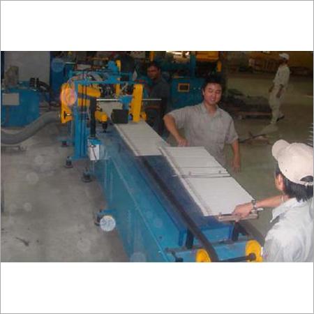 Welding Rod Making Machine