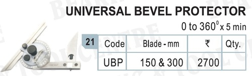 Universal Bevel Protector
