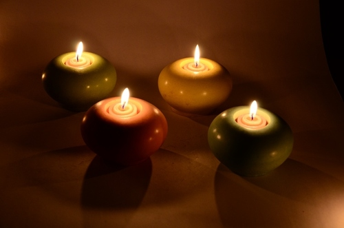 GRC Candle Holder