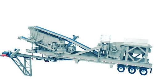 Mini Mobile Crushing Plant