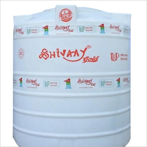 overhead Plastic Water Storage Tank