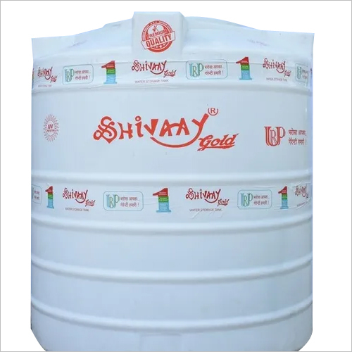 Shivaay gold water storage tank