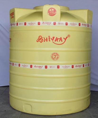 7 Layer PVC Water Tank