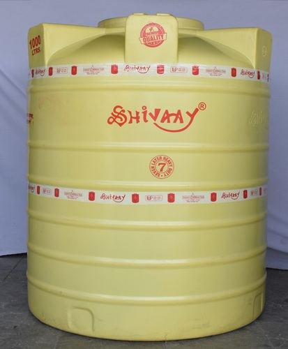 7 layer Water Tanks