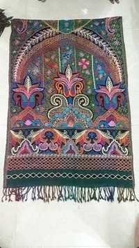 Embrodiery Shawl
