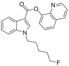 5-Fluoro PB-22 solution