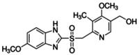 5-Hydroxyomeprazole sulfone