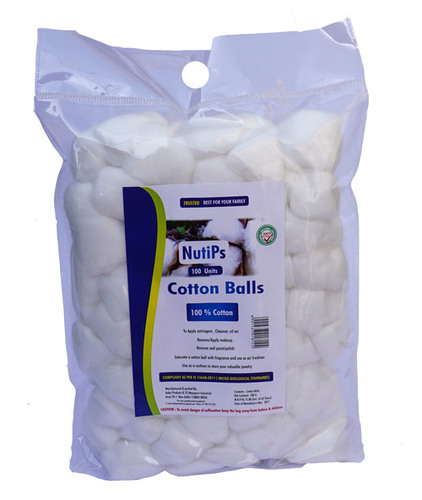 Cosmetic Cotton Balls