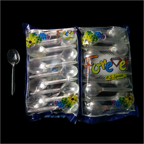 Recyclable Plastic Spoon