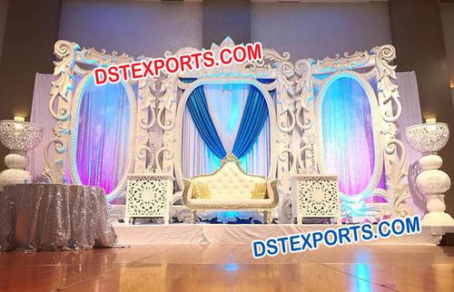 Wedding Stage Fiber Flat Panels