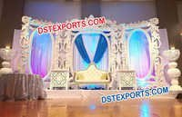 Wedding Stage Fiber Flat Panels