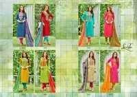 Levisha (Ruby) Straight Salwar Kameez