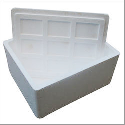 Thermocol Moulded Box