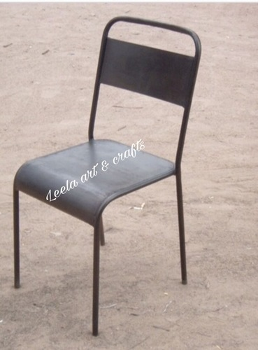 WROUGHT METAL CHAIR