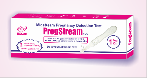 Pregnancy Midstream Test Kit