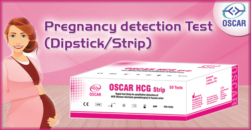 Pregnancy Strip Test Kit