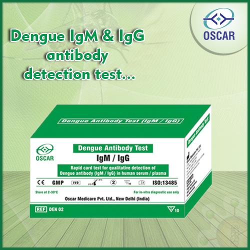 Antibody Card Test Test