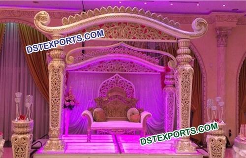 South Indian Wedding Mandap Design