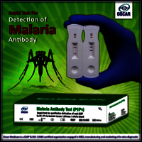 Malaria Card Test Kit