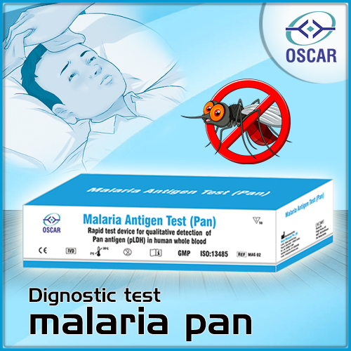 Malaria (Pan) Card Test Kit