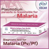 Antigen (Pf) Card Tests Kit