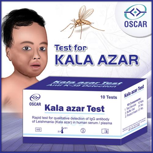 Kala Azar Test Kit