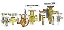 Danfoss Thermostatic Expansion Valves