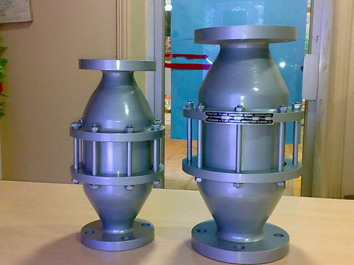 End of Line Deflagration Flame Arrester