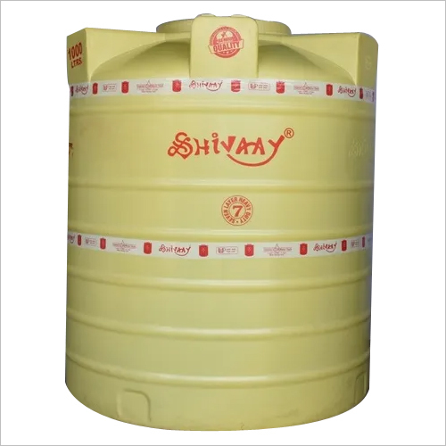 7 layer Plastic water Tank